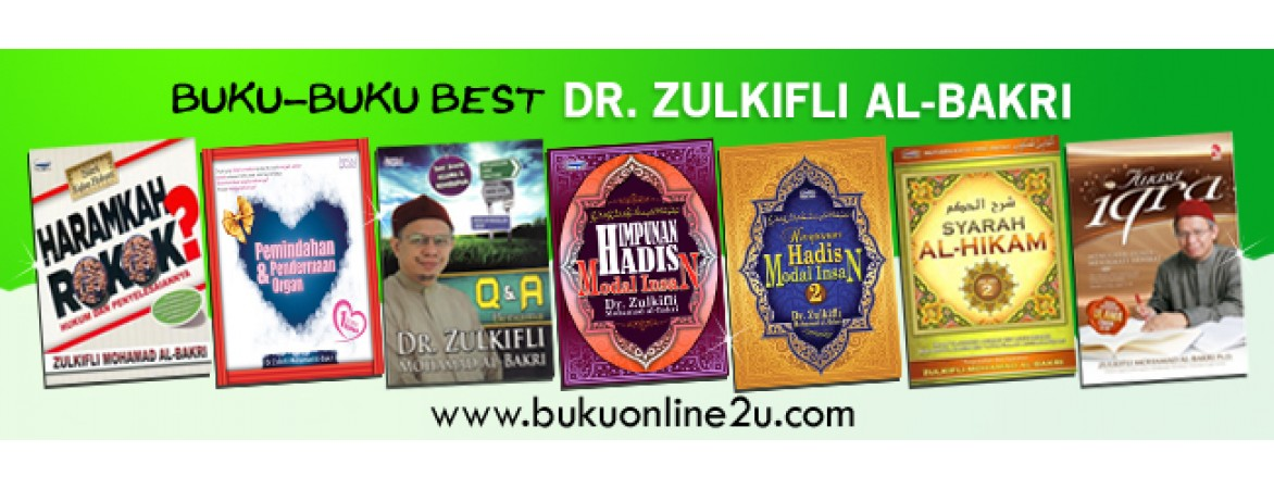 Buku Dr Zulkifli Al Bakri