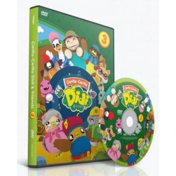 DVD Cerita-Cerita DIDI & FRIENDS vol. 3