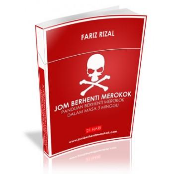 Jom Berhenti Merokok (E-Book)