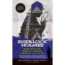Sherlock Holmes: Misteri Delima Biru, Misteri Pita Berbintik & Misteri Ibu Jari Jurutera - Edisi Bahasa Melayu