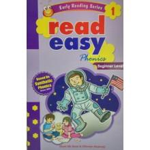 Read Easy Phonics Beginner Level (Edisi Baru Bestari)