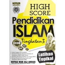 Pendidikan Islam Tingkatan 3 Latihan Topikal