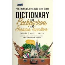 Dictionary For Backpackers And Business Travellers