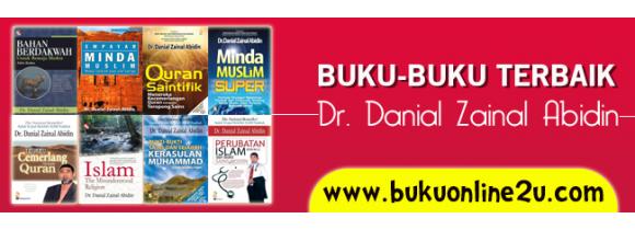 Buku Dr. Danial Zainal Abidin