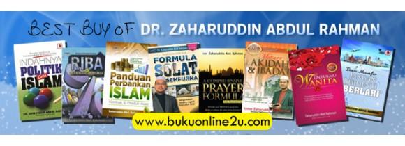 Buku Ustaz Zaharuddin
