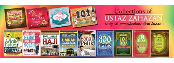 Buku Ust Zahazan Mohamed