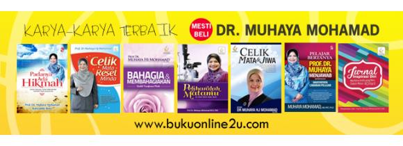 Buku Prof Dr Muhaya