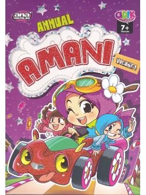 Annual Amani Volume 1