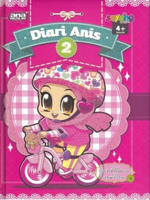 Diari Anis 2 (Hard Cover)