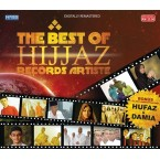 CD The Best Of HIJJAZ Records Artiste