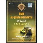 DVD AL-QURAN INTERAKTIF 30 JUZUK (114 SURAH)
