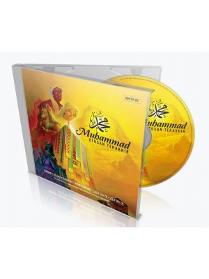 VARIOUS – Muhammad Utusan Terakhir (CD)