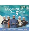 CD Bacaan Tarannum 5 Qari Johan Kebangsaan dan Antarabangsa