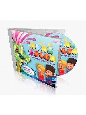 Anak Soleh - Kompilasi Lagu-Lagu Asas Islami (CD)