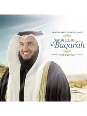 SHEIKH MISHARY RASHID AL-AFASY - Surah al-Baqarah (CD)