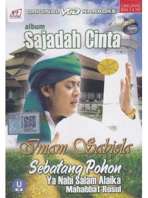 VCD Sajadah Cinta - Imam Sabiela