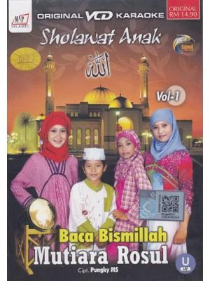 VCD Sholawat Anak