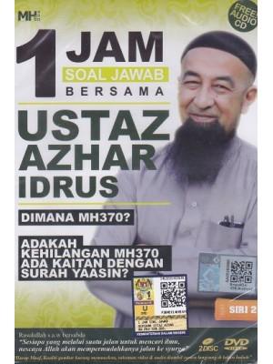 CD 1 Jam Soal Jawab Bersama Ustaz Azhar Idrus Siri 2