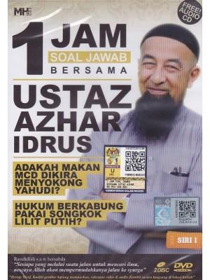 CD 1 Jam Soal Jawab Bersama Ustaz Azhar Idrus Siri 1