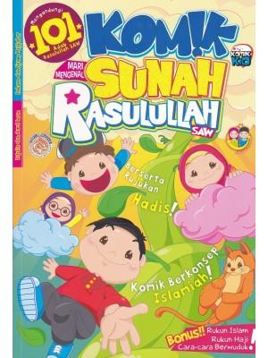 Komik Sunnah Rasulullah
