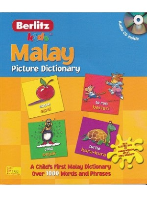 Berlitz Kids Malay Picture Dictionary