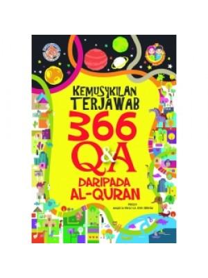 Kemusykilan Terjawab 366 Q&A Daripada Al-Quran
