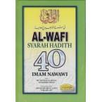AL-WAFI SYARAH HADITH 40 IMAM NAWAWI - Hard Cover