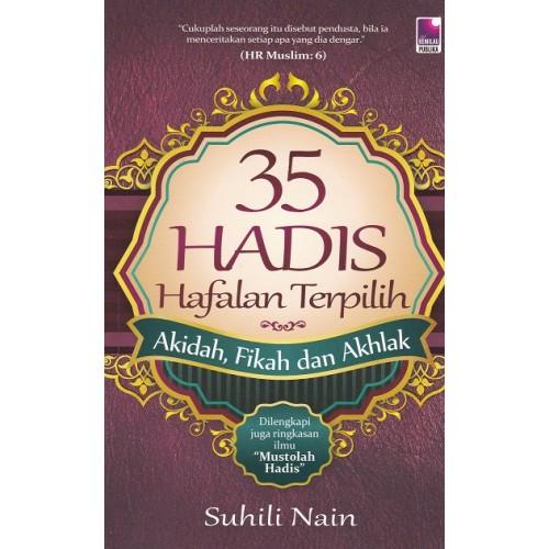 35 Hadis Hafalan