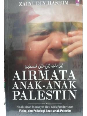 AIR MATA ANAK-ANAK PALESTIN