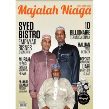 Majalah Niaga Edisi Khas 2013