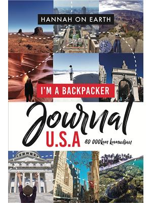 I'm A Backpacker Journal USA