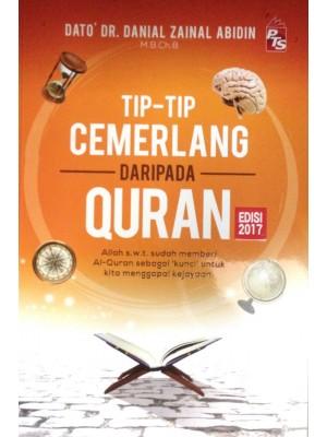 Tip-Tip Cemerlang Daripada Quran Edisi 2017