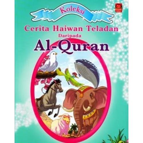Cerita Haiwan Teladan Daripada Al-Quran (Ikan Nun yang Taat dan cerita