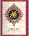 Al-Quran Al Karim Mukram Beserta Petunjuk Surah Makiyyah & Madaniyyah Berwarna dengan Panduan Waqaf & Ibtida'