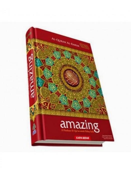 Al-Quran Al-Karim Amazing 33 in 1 Karya Bestari