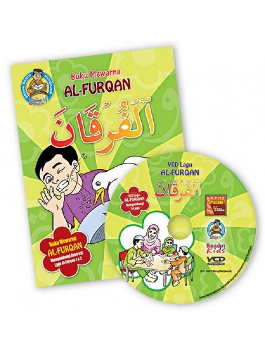 Buku Mewarna Al-Furqan