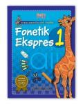 Buku Aktiviti Fonetik Ekspres 1
