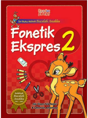 Buku Aktiviti Fonetik Ekspres 2