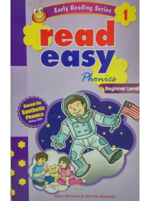 Read Easy Phonics Beginner Level (Edisi Baru Bestari)