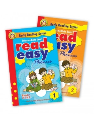 Read Easy Phonics Intermediate Level