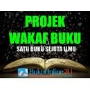 Pakej Wakaf Buku - RM 100