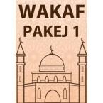 Pakej Wakaf Buku - 1