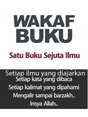 Pakej Wakaf Buku - 2