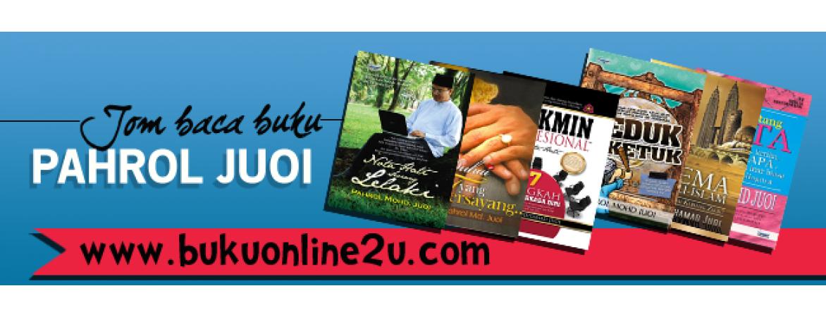 Buku Pahrol Juoi