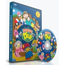 DVD Cerita-Cerita DIDI & FRIENDS vol. 1
