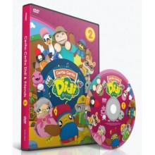 DVD Cerita-Cerita DIDI & FRIENDS vol. 2