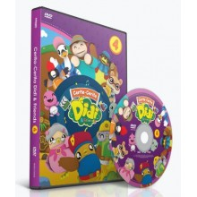 DVD Cerita-Cerita DIDI & FRIENDS vol. 4