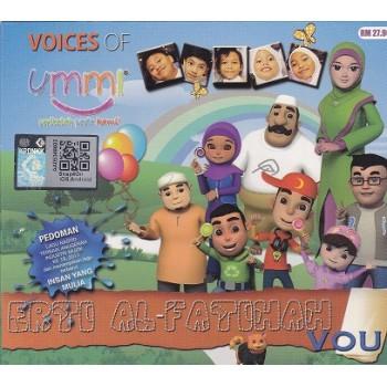 Erti Al Fatihah - Voices Of Ummi (CD)