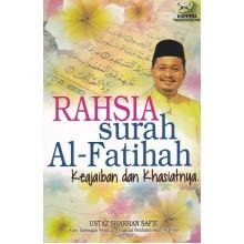 Rahsia Surah Al-Fatihah : Keajaiban dan Khasiatnya