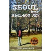 Seoul dengan RM1400 je?
